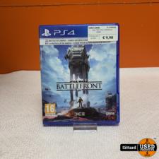 Star Wars: Battlefront | Playstation 4