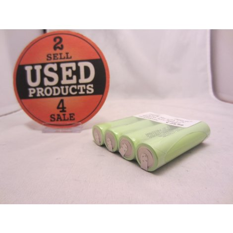 17670 Ni-MH 4/3A 1.2V 4000mAh Accu Batterij