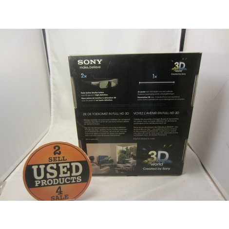 Sony TDGBR100BTI 3D Starterskit