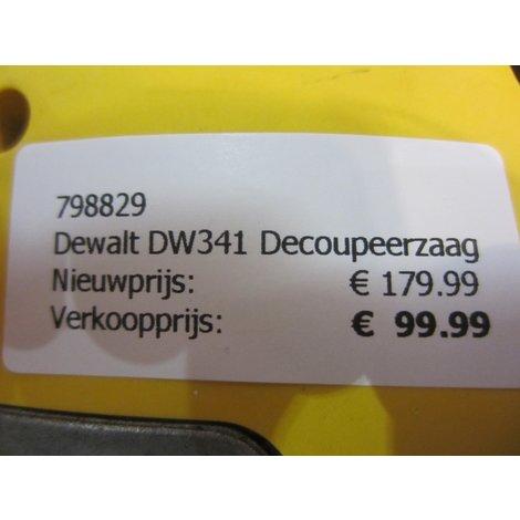Dewalt DW341 Decoupeerzaag