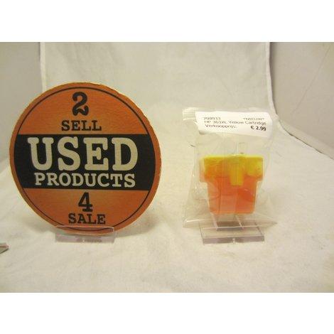 HP 363XL Yellow Cartridge