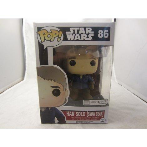 Han Solo Star Wars POP