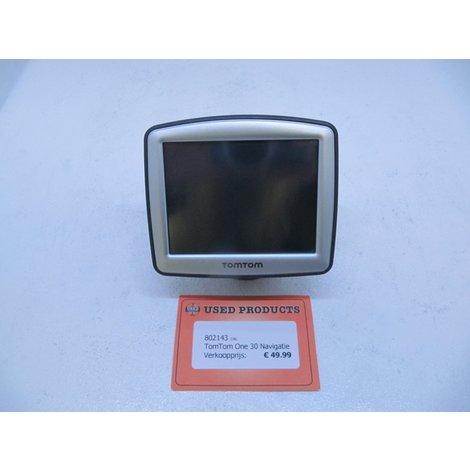 TomTom One 30 Navigatie (AFGEPRIJSD) *802143*