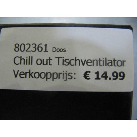 Chill out Tischventilator