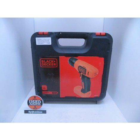 Black & Decker BDCD8K Accu Schroefboormachine