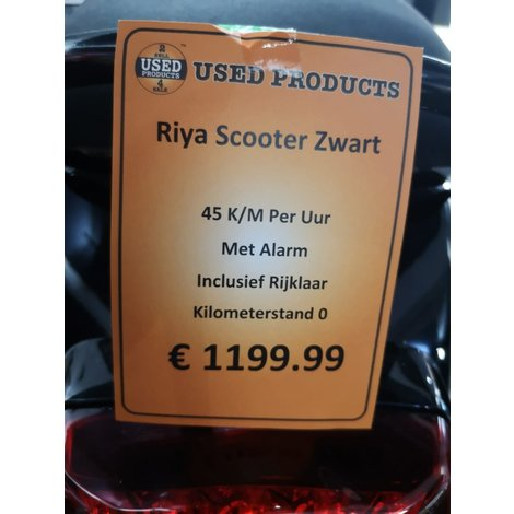 Riya Zwart