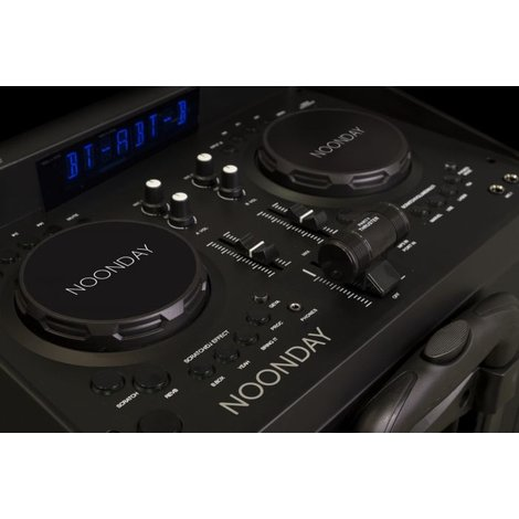 Noonday DJ Party Tower XXL ND SP-150BL