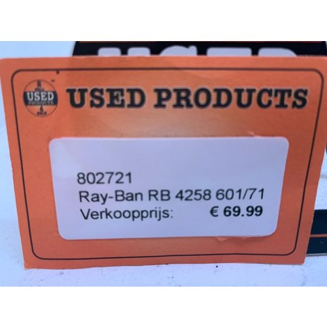 Ray-Ban RB 4258 601/71