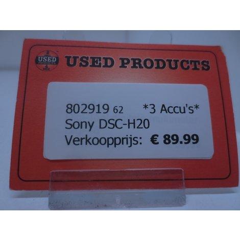 SONY DSC-H20
