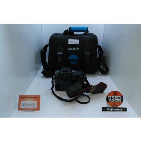Sony DSLR-A100 + 18-70 Lens