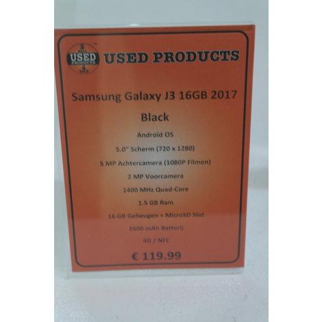 Samsung Galaxy J3 16GB Black 2017
