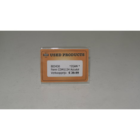 Ferm CDM1134 Accutol