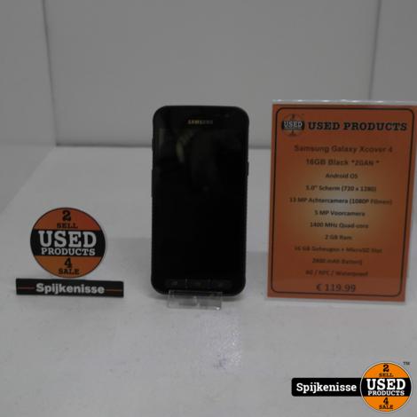 Samsung Galaxy Xcover 4 16GB Black *803467*