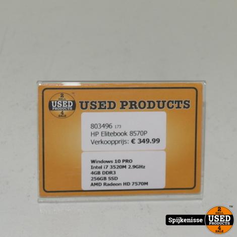 HP Elitebook 8570P *803496*