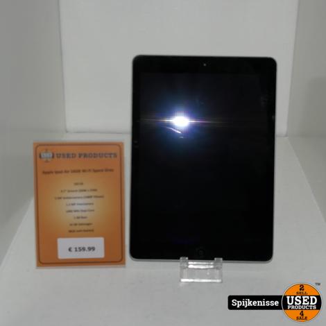 Apple Ipad Air 1 16GB Space Gray