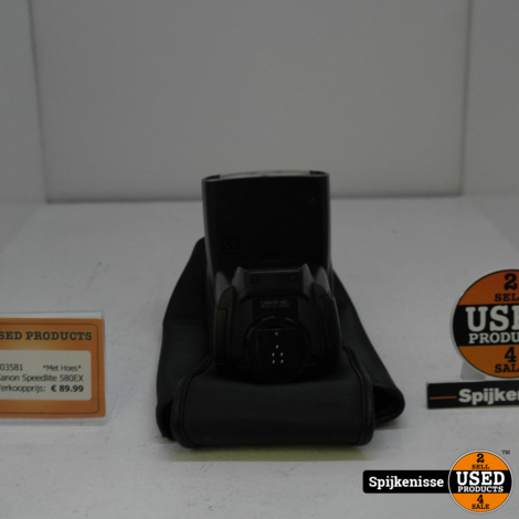 Canon Speedlite 580EX *803581*