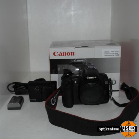 Canon EOS 20D Camera