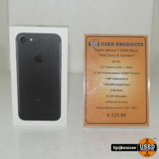 iPhone Apple Iphone 7 32GB Black