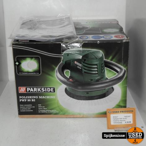 Parkside PWP 90 B2 Polishing Machine
