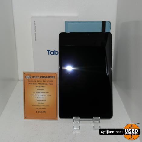 Samsung Galaxy Tab A 32GB 10.5 Inch Black 2018