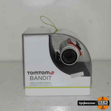 TOMTOM BANDIT GPS Action Cam