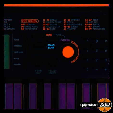 Casio Keyboard SA-76 NIEUW MET DOOS *803757*