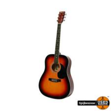 Phoenix Western Gitaar 001 Vintage Sunburst NIEUW *803752*