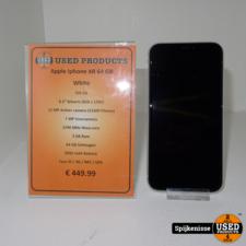 Apple Iphone Xr 64GB Silver *803824*