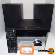 Sony CMT-S20B DAB+ Microset *803865*