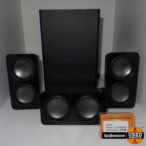 Philips 3.1 Speakerset *803870*