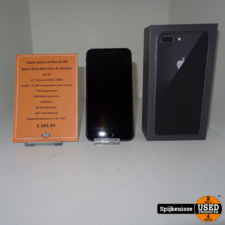 Apple Iphone 8 Plus 64GB Space Grey *803892*