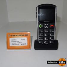 Emporia Pure Senioren Telefoon ZGAN *803878*