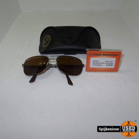 Ray-Ban RB3515 Zonnebril