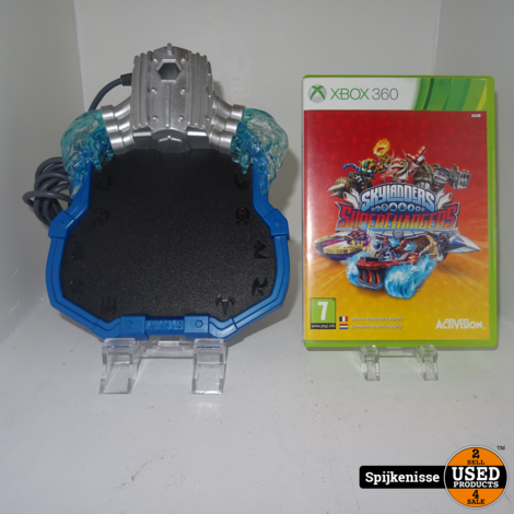 Skylanders Superchargers + Portal
