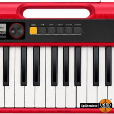 Casio Keyboard CT-S200 RD NIEUW MET DOOS *803996*