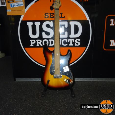 Phoenix Electric Guitar Tobacco Sunburst STC 150 TSB NIEUW MET DOOS *803993*