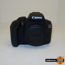 Canon EOS 2000D + 18-55 MM Canon Lens NIEUW IN DOOS *804501*