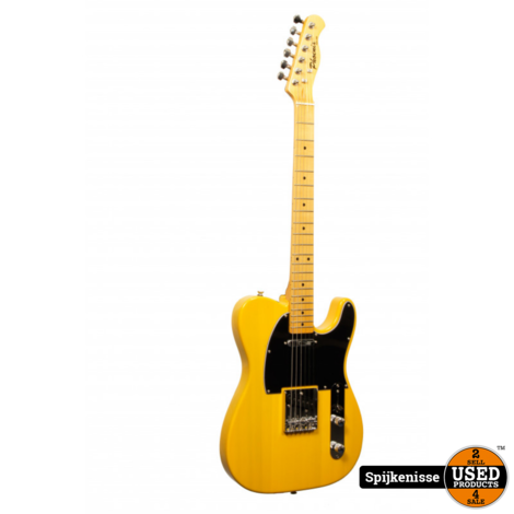 Phoenix Electric Guitar Telecaster Butterscotch NIEUW *804132*