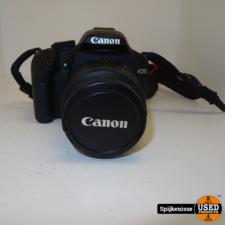 Canon EOS 500D Camera & Canon EFS 18-55mm Lens *804110*
