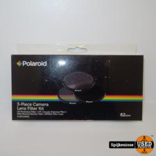 Polaroid Lens Filter Kit 62mm *804152*