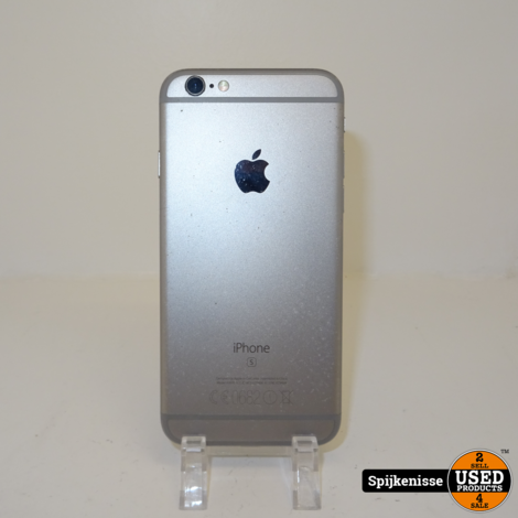 Apple Iphone 6S 64GB Space Grey *804022*