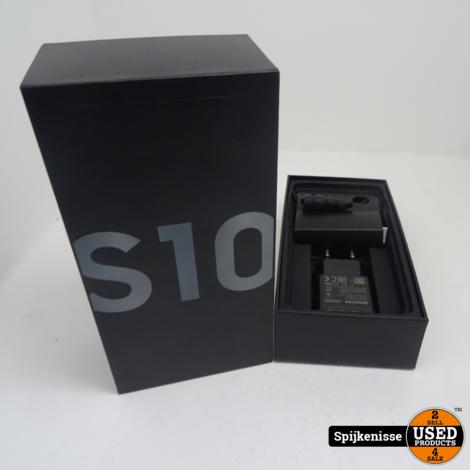 Samsung Galaxy S10 128GB Prism Black ZGAN + DOOS *804201*