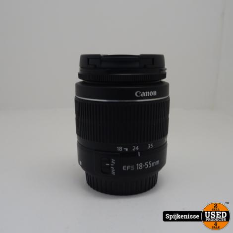 Canon EFS 18-55mm Lens ZGAN *804224*