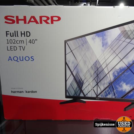 Sharp 40CF2E 40 Inch NIEUW *804250*