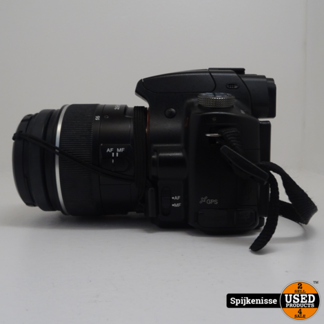 Sony Alpha A55 Body en Sony 18-55 Lens *804231*