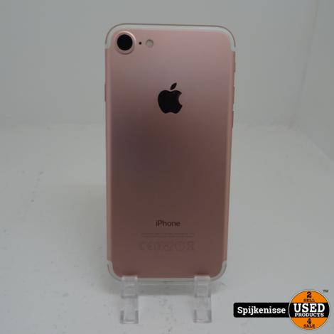 Apple IPhone 7 128 GB Rose Gold MET DOOS *804240*