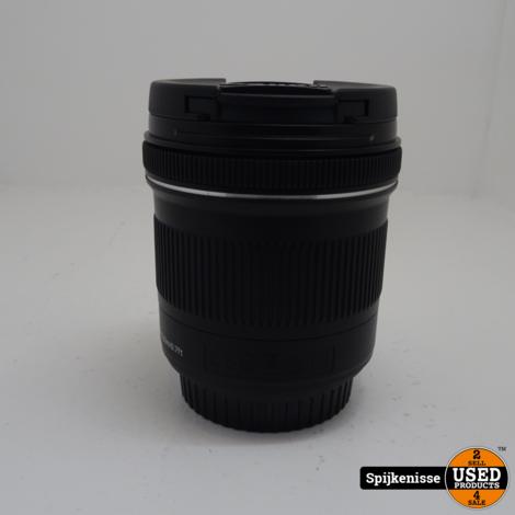 Canon EFS 10-18mm Image Stabilizer Lens ZGAN *804260*