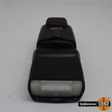 Canon Speedlite 430EX II MET HOES *804259*
