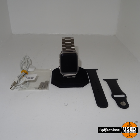 Apple Watch 2 Stainless Steel *803346*