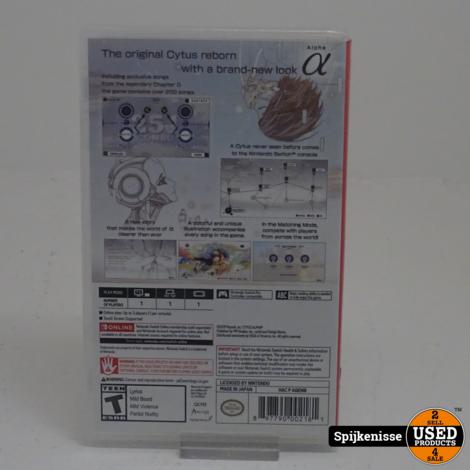 Nintendo Switch Spellen *804284*